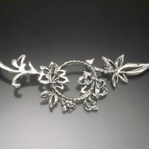 Bouquet Pin - Jewelry of Chardavogne