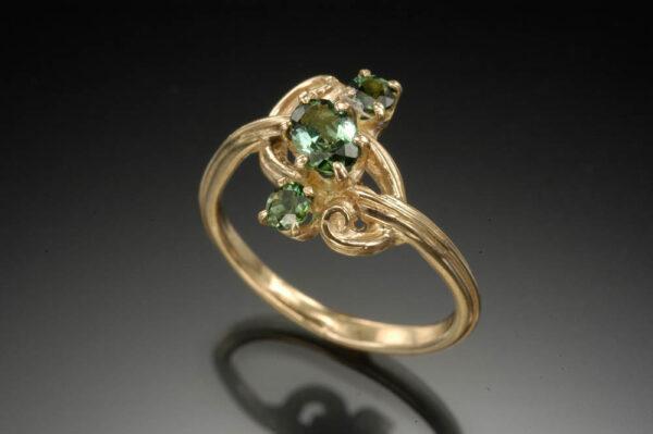 Sweet Lorraine ring