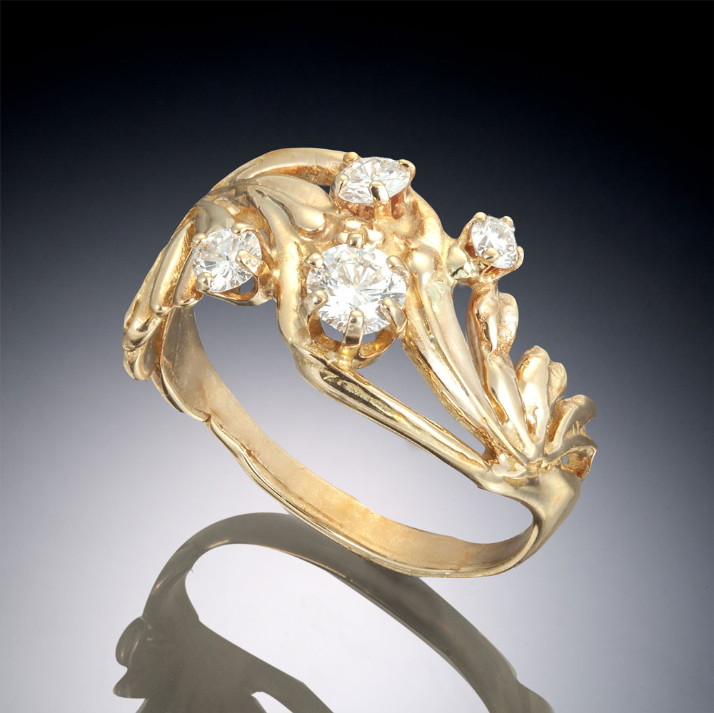 Maxime engagement ring